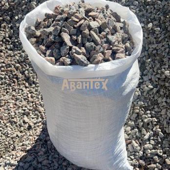 Гранитный щебень (фракция: 5-20) 50 кг
